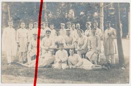 Original Foto - Spa - Kaiserliches Militär-Genesungsheim - August 1917 - Spa