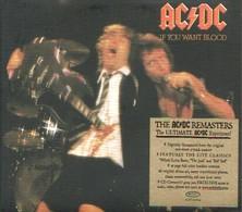 AC/DC - If You Want Blood You've Got It - CD - Hard Rock & Metal