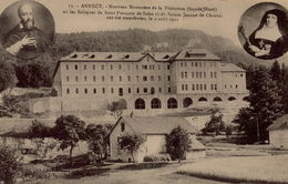 74   ANNECY  NOUVEAU MONASTERE DE LA VISITATION - Annecy