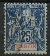 Gabon (1904) N 23 (o) - Non Classés