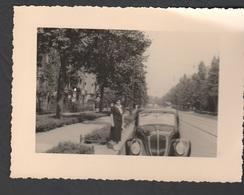 Auto FIAT Old Cars Automobiles Voitures Ancienne Coches Macchine Marque à Déterminer - Automobiles