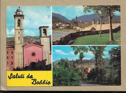 Bobbio (PC) - Viaggiata - Italia