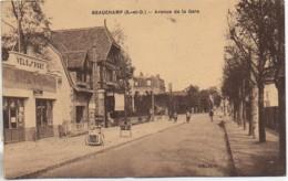 95 BEAUCHAMP Avenue De La Gare - Beauchamp
