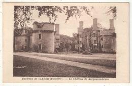 29 - Environs De CLEDER - Le Château De Kergournade'ach - Collection Nédellec - 1945 - Cléder
