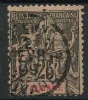 Guyane (1892) N 37 (o) - Usados