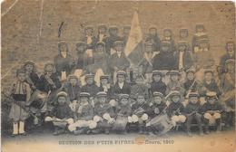 COURS 1910 SECTION DES P'TITS FIFRES - Cours-la-Ville