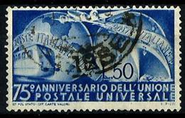 Italia Nº 538 Usado. Cat.12€ - 6. 1946-.. Republic