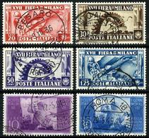 Italia Nº 374/77-516/8 Usado. - 1900-44 Victor Emmanuel III