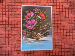 Carte Postale Vintage  Bonne Année - New Year