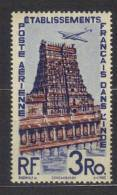 GF204 - INDIA , Posta Aerea N. 17  *  Mint - Inde (1892-1954)