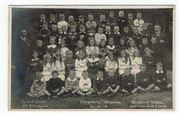 Kamp Harderwijk Belgische School 1918 - Harderwijk