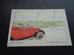 Illustrateur ( 1825 )   ????  Sport   Auto  Voiture - Illustrateurs & Photographes
