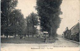 60 - DELINCOURT -- La Place - Francia