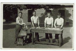 Beverlo Soldaten : Die Lustige Waschers 1935 - Leopoldsburg (Camp De Beverloo)