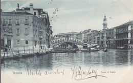 Italie > Veneto > Venezia (Venice) Ponte Di Rialto Precursore - Venezia (Venedig)