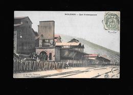 C.P.A. DE MOLIERES 30 - France