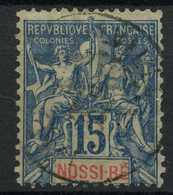 Nossi-Bé (1894) N 32 (o) - Usati