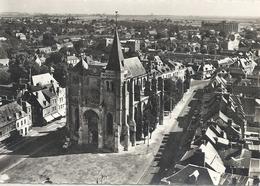 CPM Vue Aérienne Le Neubourg L'Eglise Saint-Paul - Le Neubourg
