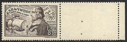 FRANCE 1942 -  Y&T 544 -  Jean De Vienne   - NEUF**  Bord De Feuille - France