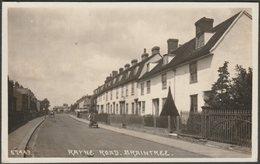 Rayne Road, Braintree, Essex, C.1910s - Bell RP Postcard - England