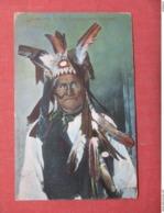 Geronimo Famous War Bonnet  Ref 3742 - Indiens De L'Amerique Du Nord