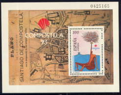 ESPAGNE - 2850** - ANNEE SAINTE DE St JACQUES DE COMPOSTELLE - 1931-Hoy: 2ª República - ... Juan Carlos I