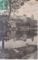 Le Blanc Le Chateau    1912 - Le Blanc