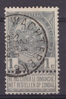 N ° 53 WACHTEBEKE - 1893-1907 Armoiries