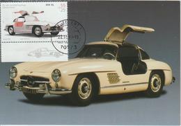 Allemagne Carte Maximum 2002 Voiture Mercedes 2119 - [7] République Fédérale