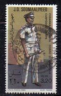 XP3156 - SOMALIA 1983 , Uniformi Militari Usata (2380A) Guardia Doganale - Somalia (1960-...)