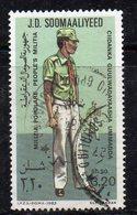 XP3226 - SOMALIA 1983 , Uniformi Militari Usata (2380A) Milizia - Somalia (1960-...)