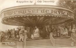 PARIS EXPOSITION DES ARTS DECORATIFS CARROUSEL DE LA VIE PARISIENNE - Expositions