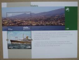 Madeira  Europa  Cept    Besuchen Sie Europa  2012  ** - Europa-CEPT