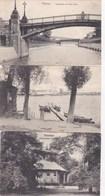 ALLEMAGNE  POTSDAM 3 CARTES - Potsdam