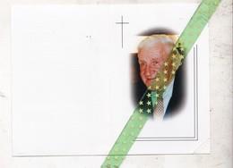 Roger Vivé-Vander Schelden, Maarke-Kerkem 1926, Oudenaarde 1998 - Décès