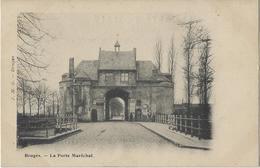 Bruges.  -   Le Porte Maréchal   -   1900 - Brugge