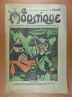 Le Moustique 1936 N°50 Extra-lucide - 1900 - 1949