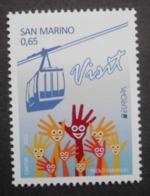 San Marino    Europa  Cept    Besuchen Sie Europa  2012  ** - 2012