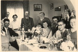 FAMILIE  UIT  JETTE   1953  _ -    FOTOKAART  13 OP 9 CM - Sin Clasificación