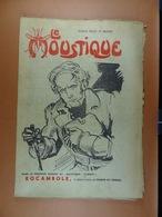 Le Moustique Numéro Réduit Et Gratuit ???? Rocambole - 1900 - 1949