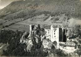 73 - SAINT PIERRE D'ALBIGNY - EN AVION AU DESSUS - Saint Pierre D'Albigny
