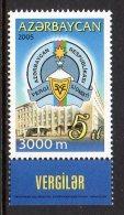 Azerbaïdjan Azerbaycan 0515 Impôts - Azerbaïdjan