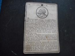"""IMAGE PIEUSE """"ABRAHAM"""" 1828 - Petite Biographie - Religion &  Esoterik"""