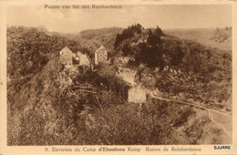 Reinhardstein / Weimes - Kasteel - Château - Puinen Van Het Slot Reinhardstein * - Waimes - Weismes