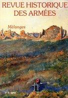 Militaria : Revue Historique Des Armées N° 3 2001 (voir Scan Du Sommaire) - Revues & Journaux