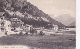 SUISSE CHAMPEX - VS Valais