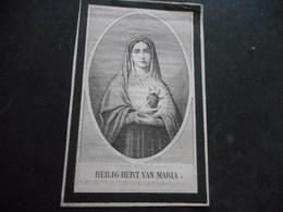 "Image REPOS DE L'AME 1873 ""Nathalie-Julie VERHILLE"" - Religion & Esotericism"