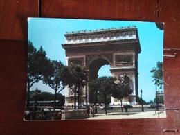75 - Paris - L'Arc De Triomphe Et La Place De L'Etoile - Triumphbogen