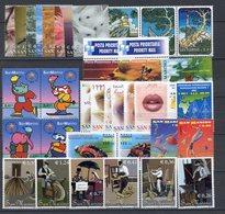 SAN MARINO ANNO 2002 -  COMMEMORATIVI  MNH** - Unused Stamps