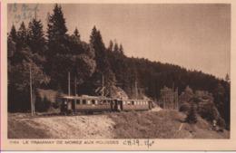 JURA-Le Tramway De Morez Aux Rousses - 5164 - Morez